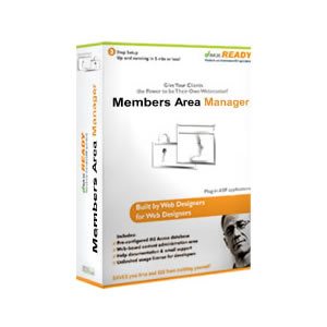 Members Area Manager v1