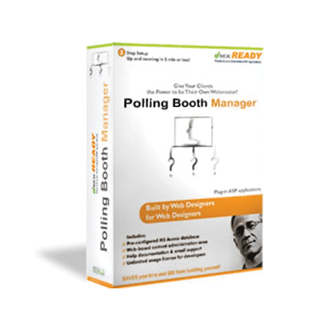 Polling Booth Manager v1